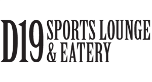 D19 Sports Lounge & Eatery logo