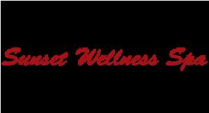 Sunset Wellness Spa logo
