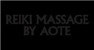 Reiki Massage By Aote logo
