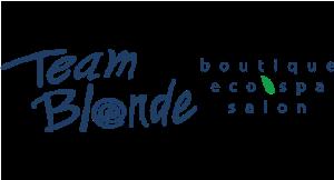 Team Blonde logo