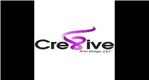 Cre8ive Hair Design LLC logo