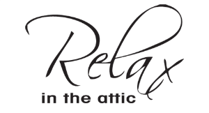 Relax in The Attic logo