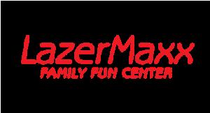 Lazermaxx Family Fun Center logo