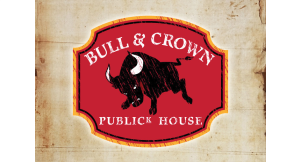 Bull & Crown Publick House logo