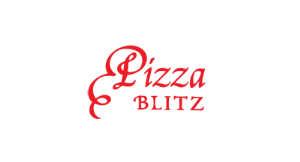 Pizza Blitz logo