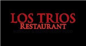 Los Trios Restaurant logo