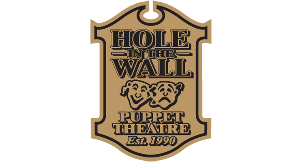 Hole in The Wall Puppet Theatre logo