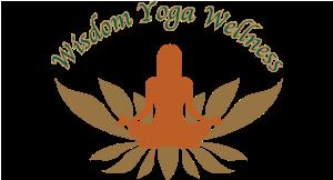 Wisdom Yoga Wellness logo