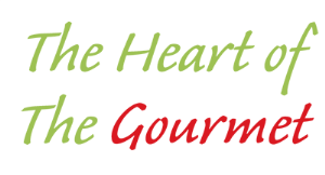The Heart of The Gourmet logo