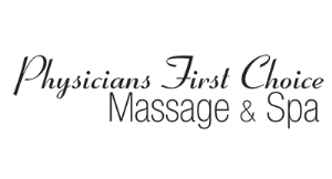 Physicians First Choice Massage & Spa logo