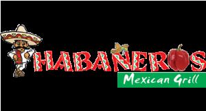 Habaneros Mexican Grill logo