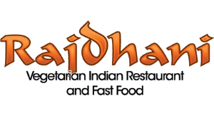 Rajdhani Vegetarian Indian Restaurant logo