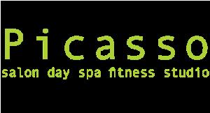 Picasso Salon Day Spa Fitness Studio logo