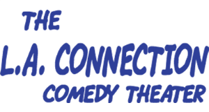 The L.A. Connection Comedy Theater logo