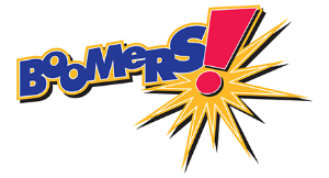 Boomers! of Upland/Irvine/Fountain Valley logo