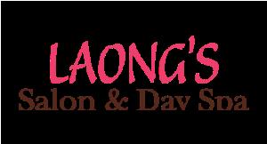Laong's Salon & Day Spa logo