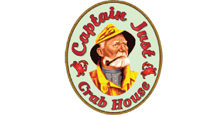 Captain Just Crab House logo