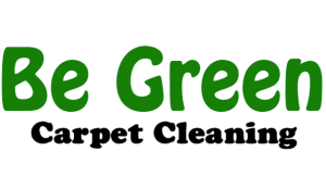 Be Green Carpet Cleaning logo