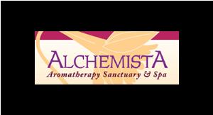 Alchemista Aromatherapy Sanctuary & Spa logo