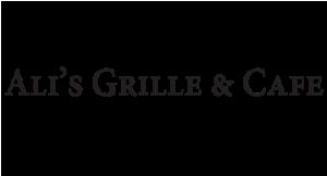 Ali's Grille & Cafe logo