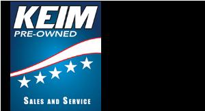 Keim Pre-Owned logo