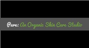 Pure: Organic Skin Care Studio logo