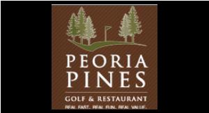 Peoria Pines Golf & Restaurant logo