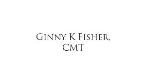Ginny K Fisher, CMT DE Certification # MC-0000223 logo