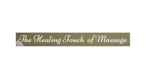 The Healing Touch of Massage logo
