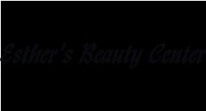 Esther's Beauty Center logo