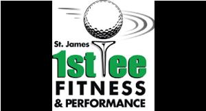 Saint James 1St Tee Fitness & Performance logo