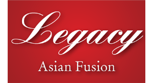 Legacy Asian Fusion logo