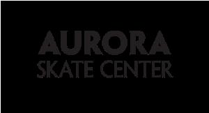 Aurora Skate Center logo