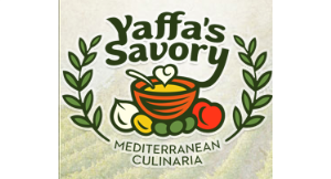 Yaffa's Savory logo