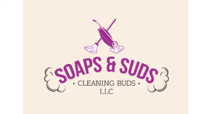 Soaps & Suds Cleaning Buds LLC logo