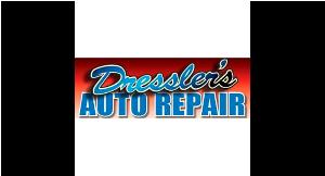 Dressler's Auto Repair logo