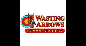 Wasting Arrows logo