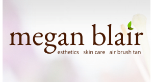 Megan Blair Esthetics logo