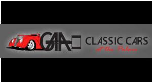 Gaa Classic Car Show & Auction logo