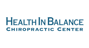 Health in Balance Chiropractic Center logo