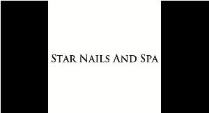 Star Nails and Spa logo