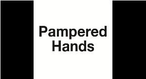 Pampered Hands logo
