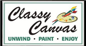 Classy Canvas SC LLC logo