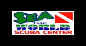 Sea The World Scuba logo