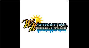 Wh Service Inc. logo