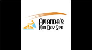 Amanda's Mini Day Spa logo