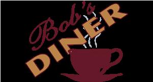 Bob's Diner logo