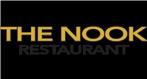 The Nook Restaurant logo