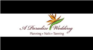 A Paradise Wedding logo