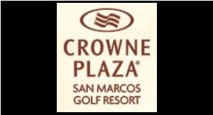 Crowne Plaza San Marcos Golf Resort logo